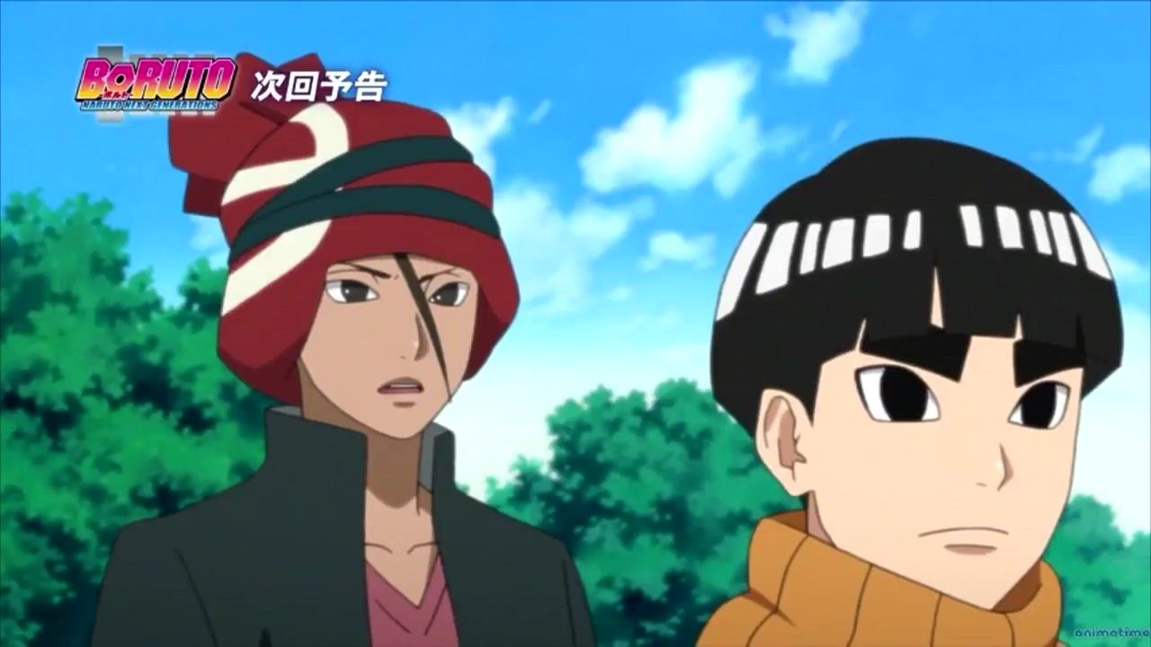 Boruto: Naruto Next Generations Episode 44