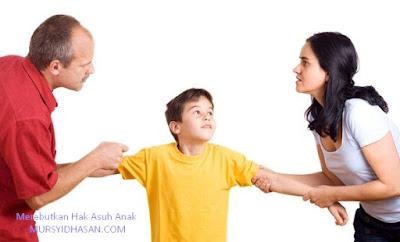 Hak Asuh Anak Yang Paling Berhak Ketika Bercerai