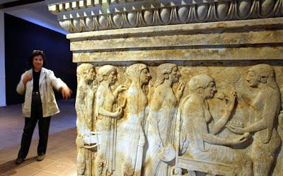 Ανακαλύφθηκε πηγάδι 2.700 ετών με θερμό νερό στην αρχαία ελληνική πόλη Πάριον
