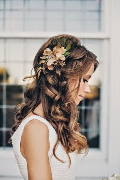 See more Stunning Wedding Hairstyle Inspiration Latest Women Fashion