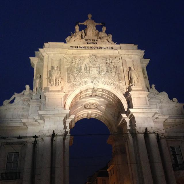 Triumphal Arch, Lisbon