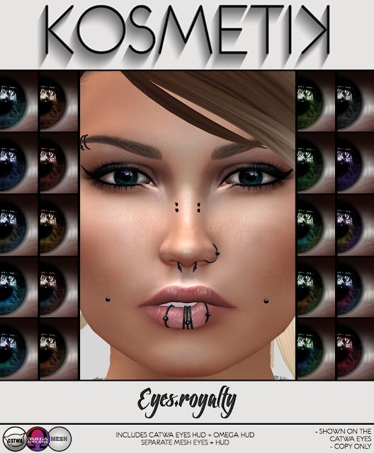 .kosmetik E L I T E for Round 17