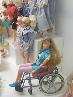 Barbie dolls inc. one in a wheelchair