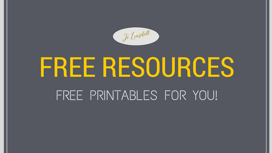 FREE Resources: Free Printables for YOU! #FREE #Printables #Writers #Books