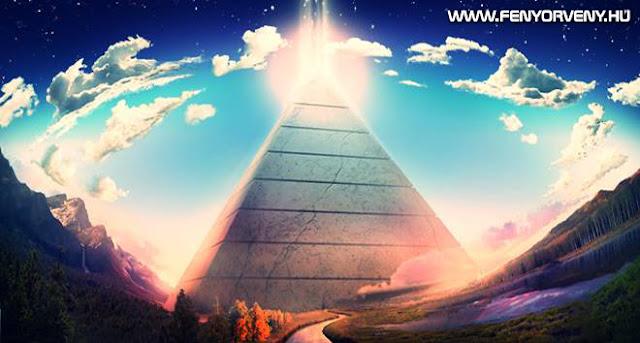 A piramisenergia felfedezése