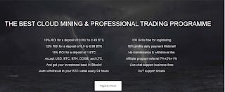 StormHash Mining Bitcoin Review