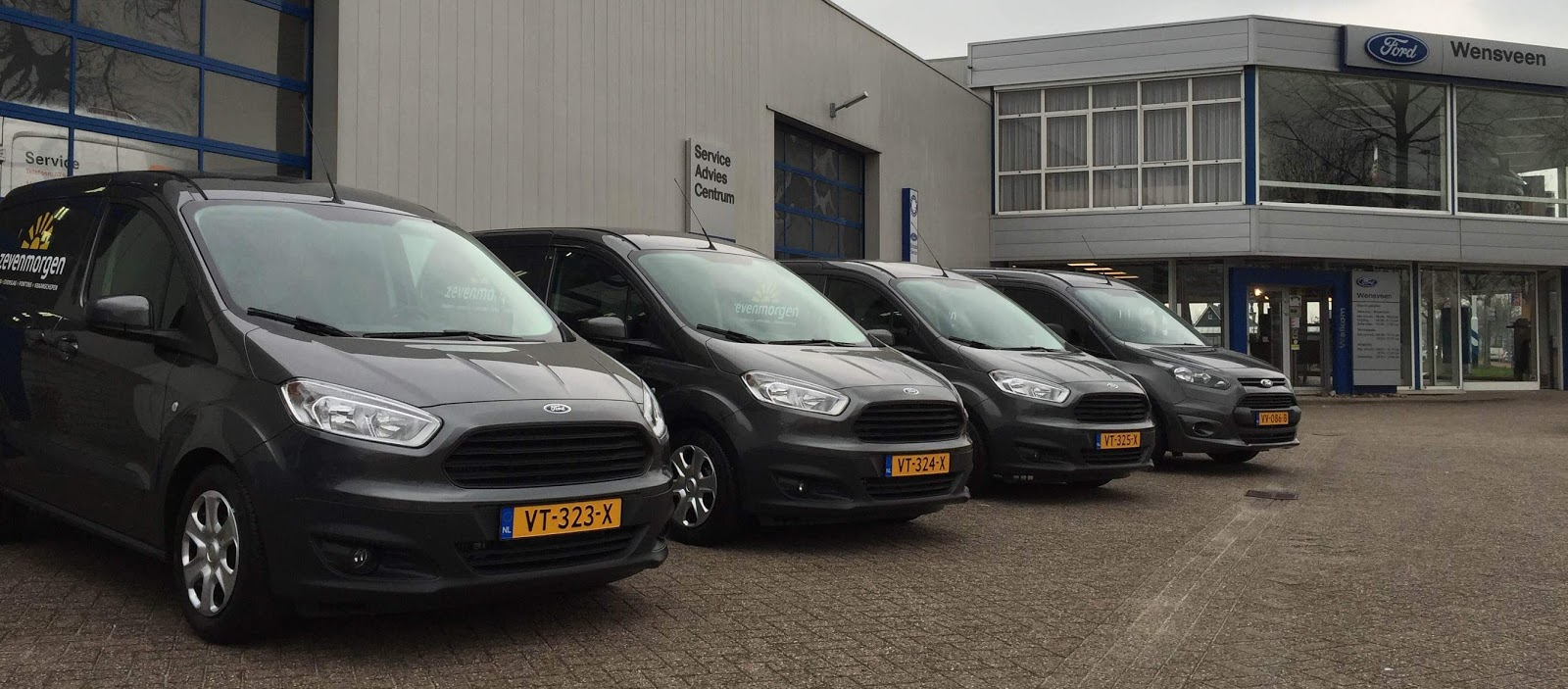 Ford wensveen