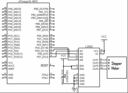 8 Pin Stepper Motor Diagram AC Motor Diagram Wiring