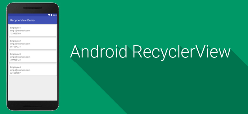 Infosyselite Technologies: Recyclerview vs Listview in Android