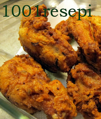 Resepi Ayam Dry Chili - Kota Joglo