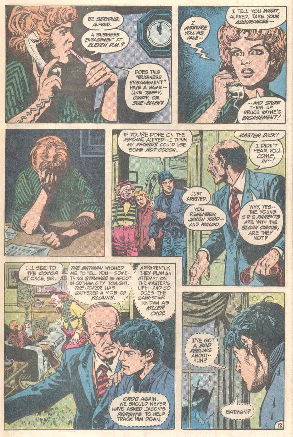 Detective Comics (1937) 526 Page 12