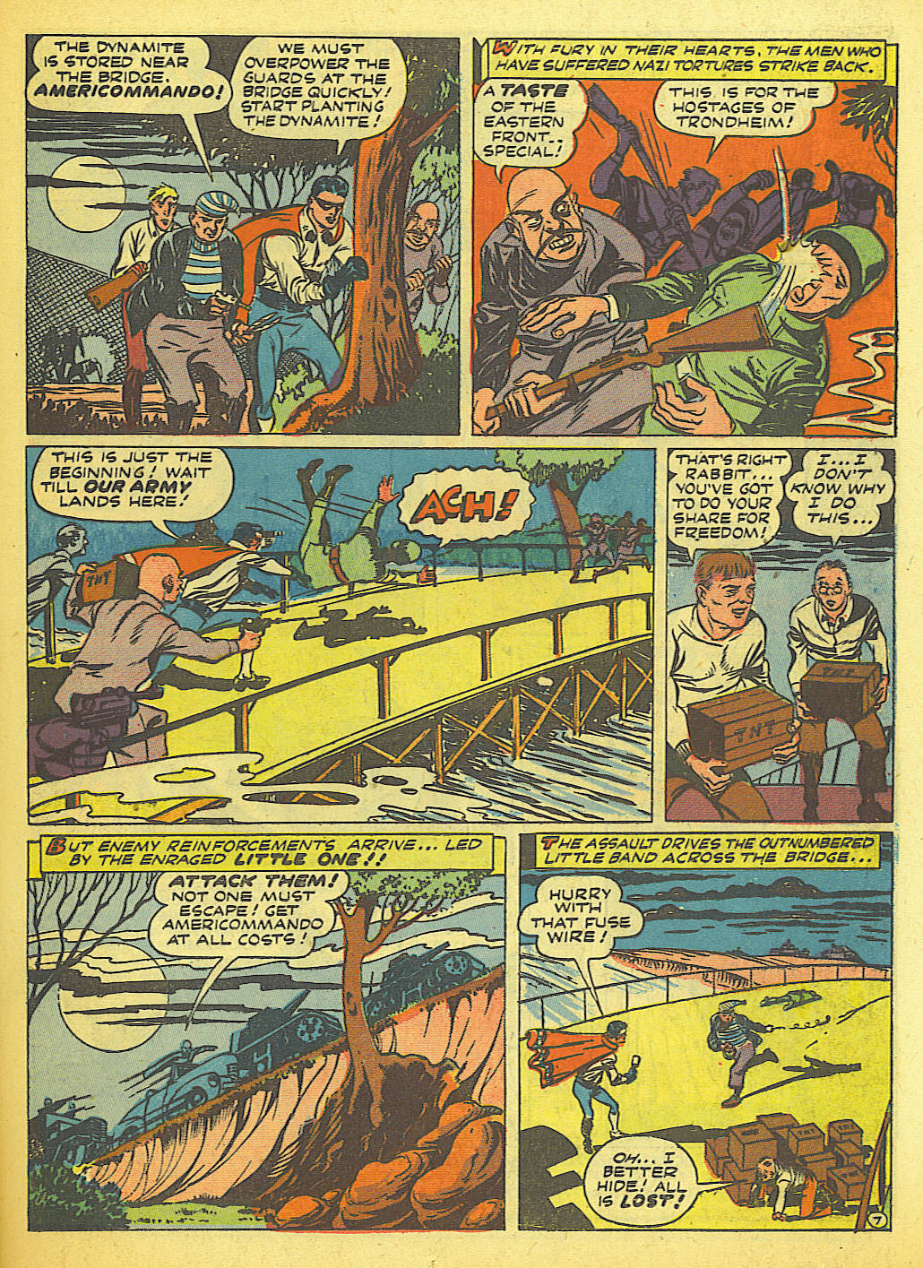 Read online Action Comics (1938) comic -  Issue #58 - 39