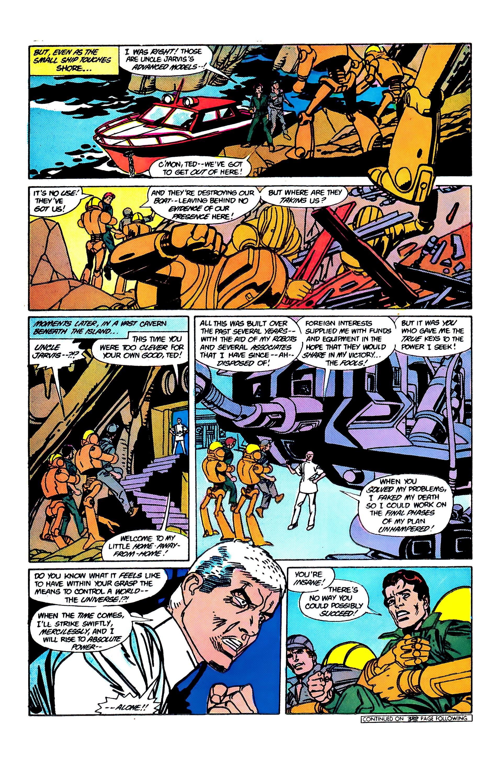 Read online Secret Origins (1986) comic -  Issue #2 - 22