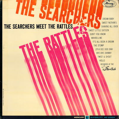 The Searchers Meets The Rattles (The Star-Club Hamburg)