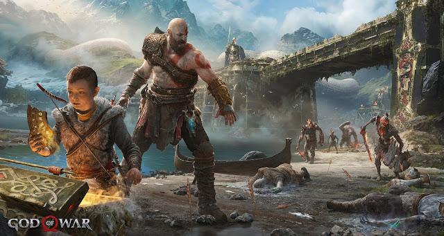 لعبة God of War تدخل تاريخ أجهزة PlayStation من أوسع الأبواب ، إليكم الإنجاز الرهيب الذي حققت ..