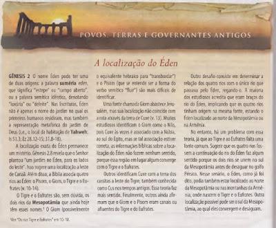 biblia de estudo arqueologica antigo testamento