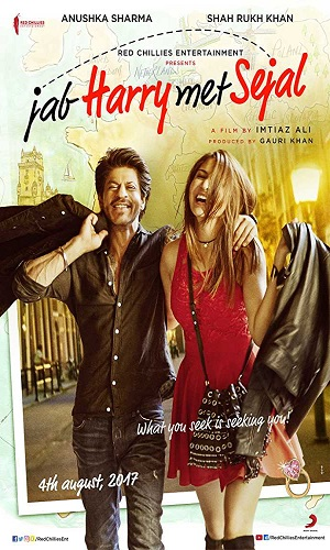 Jab Harry Met Sejal (2017) 1GB Full Hindi Movie Download 720p Bluray
