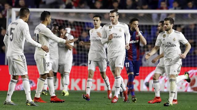 ريال مدريد يحقق رقما مرعبا أوروبيا