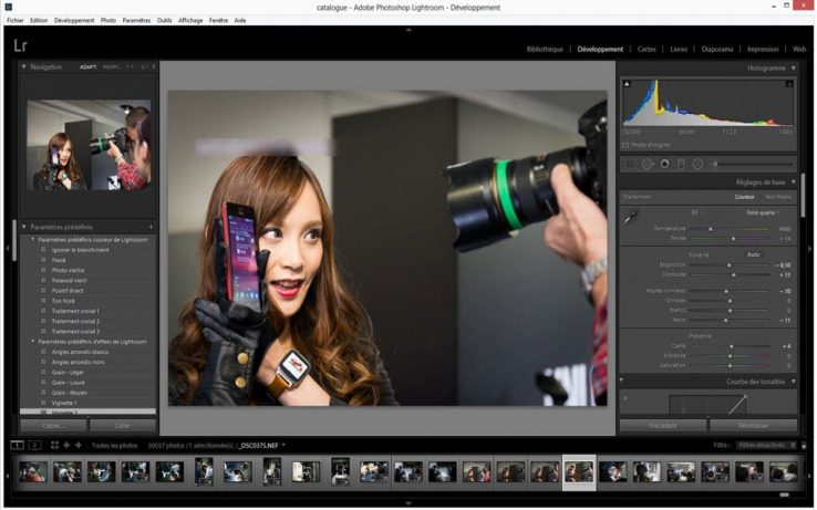 Adobe Photoshop Lightroom CC 6 10 1 - Modus Operandi