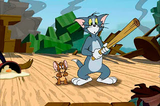 Tom e Jerry Velozes e Ferozes