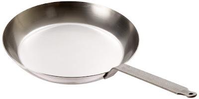 Matfer Bourgeat Steel Frying Pan
