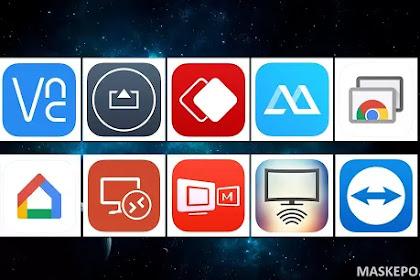 10 Aplikasi Berbagi Layar Terbaik Untuk Android Dan iOS
