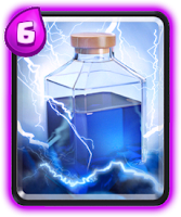 Carta Relâmpago de Clash Royale - Cards Wiki