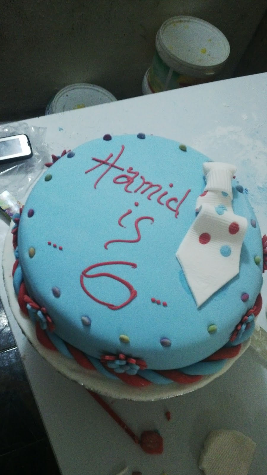 how to make nigerian fondant icing