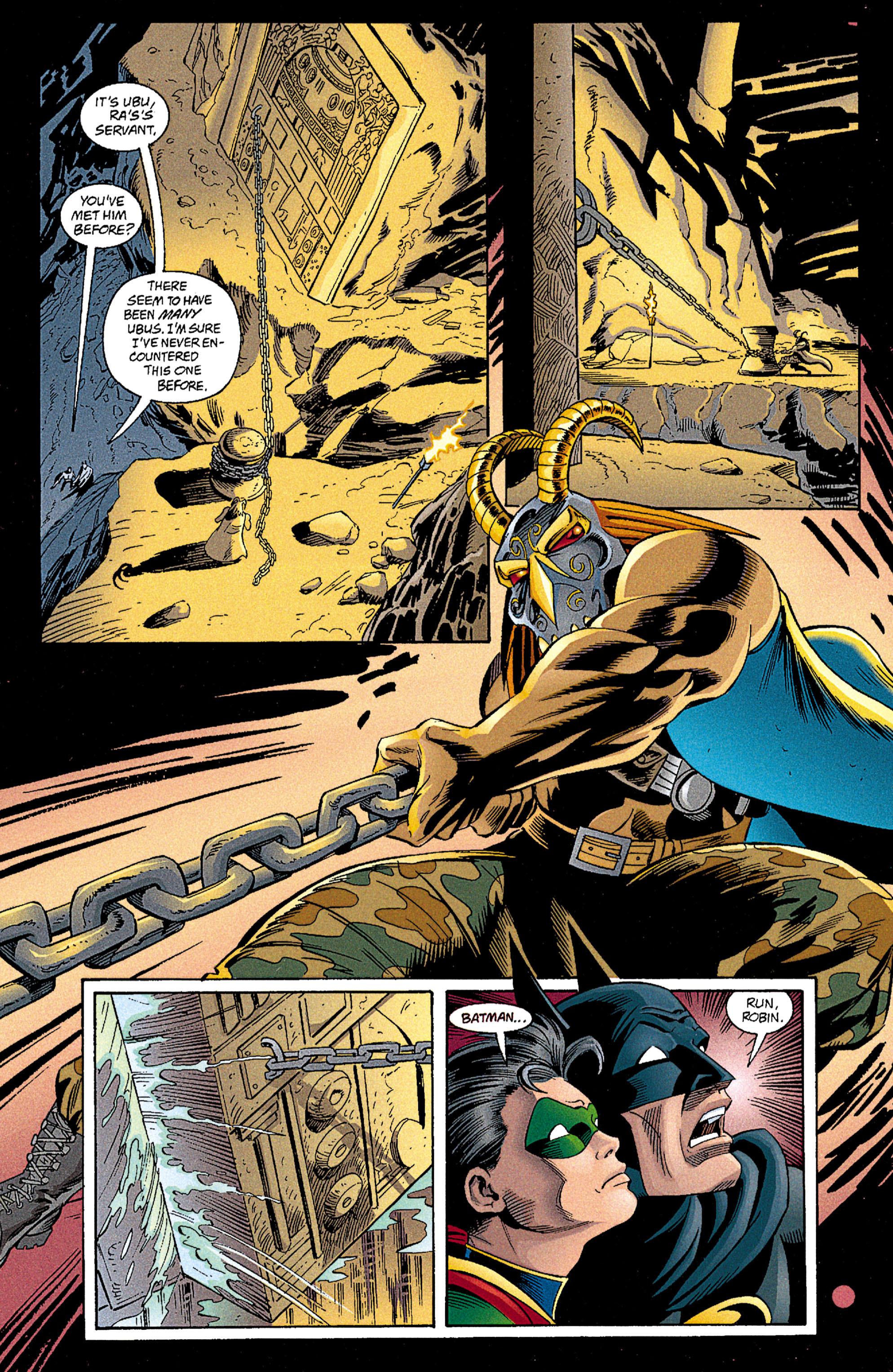 Detective Comics (1937) 700 Page 19