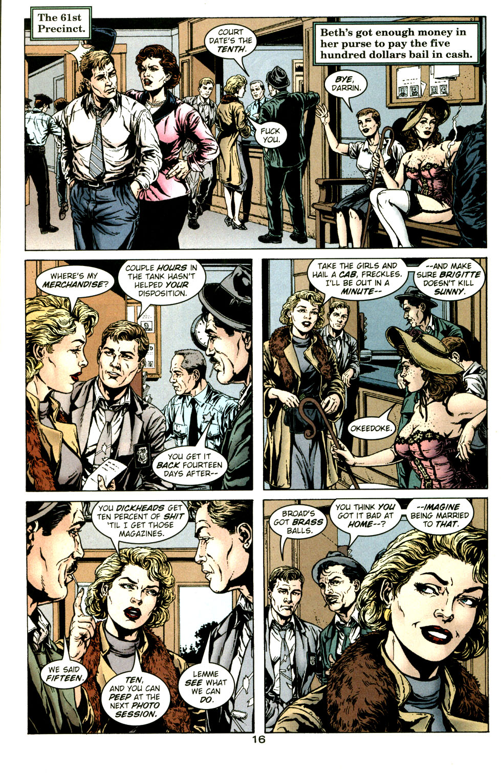 Read online American Century comic -  Issue #18 - 19