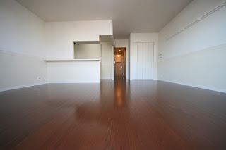徳島市 二軒屋 オートロック 1LDK 居室 リビング
