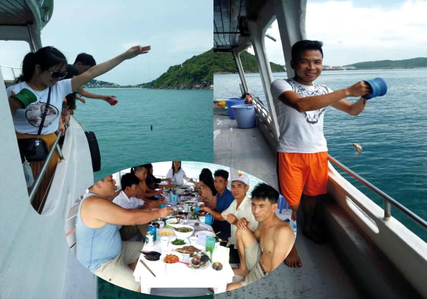 Câu cá tour Phú Quốc