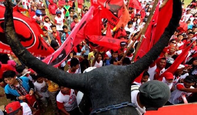 Pemilu 2019, PDIP Tetap Jadi Partai Pemenang di Lambar