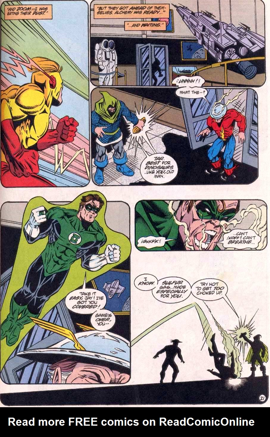 Read online The Flash (1987) comic -  Issue # _Annual 8 - 22