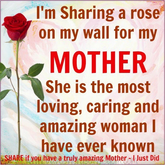 Inspirational Mom Quotes: Life Inspiration Quotes: Loving Mother's Day Inspirational