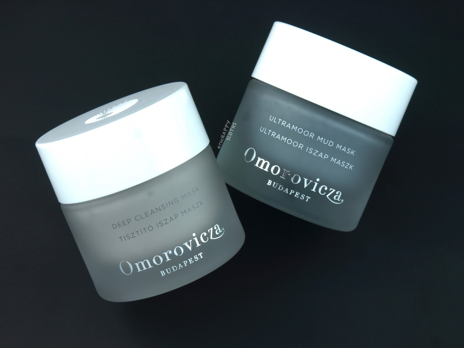 Omorovicza Deep Cleansing Mask & Ultramoor Mud Mask: Review