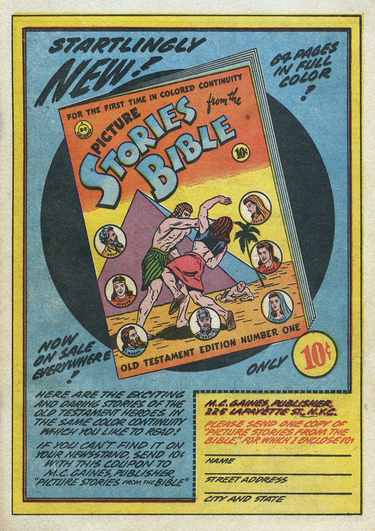 Read online All-Star Comics comic -  Issue #14 - 48