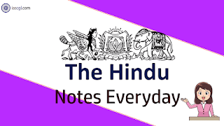 The Hindu Notes 3 May 2019 Important Articles