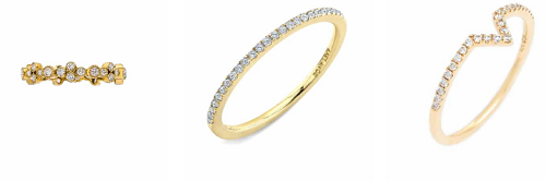 14k gold wedding engagement ring