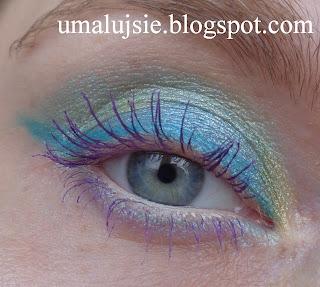 Letni makijaż: BLUE LAGOON. Pierre Rene, Kobo i in.