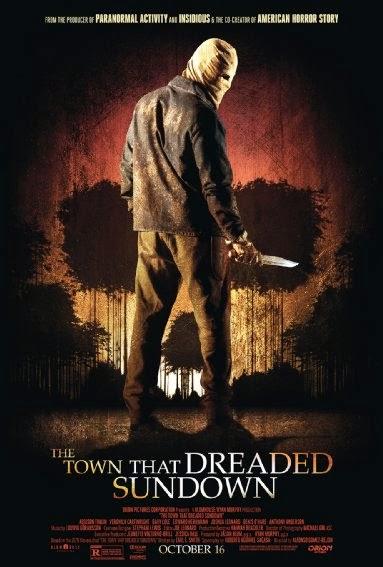 The Town That Dreaded Sundown (2014) HDRip