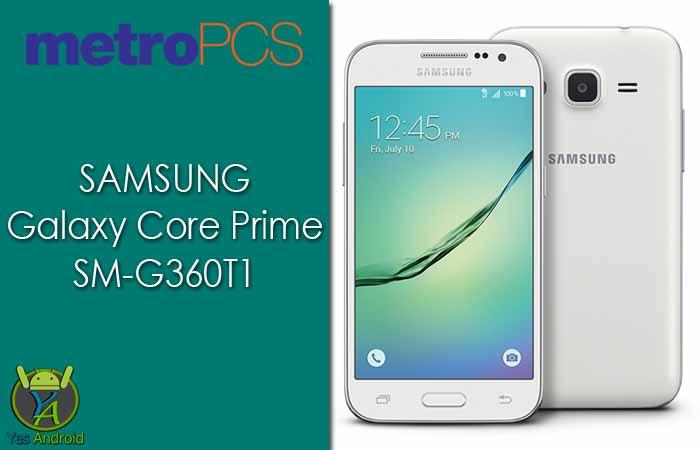 [Update] G360T1UVU2AQD1 | metroPCS Core Prime SM-G360T1