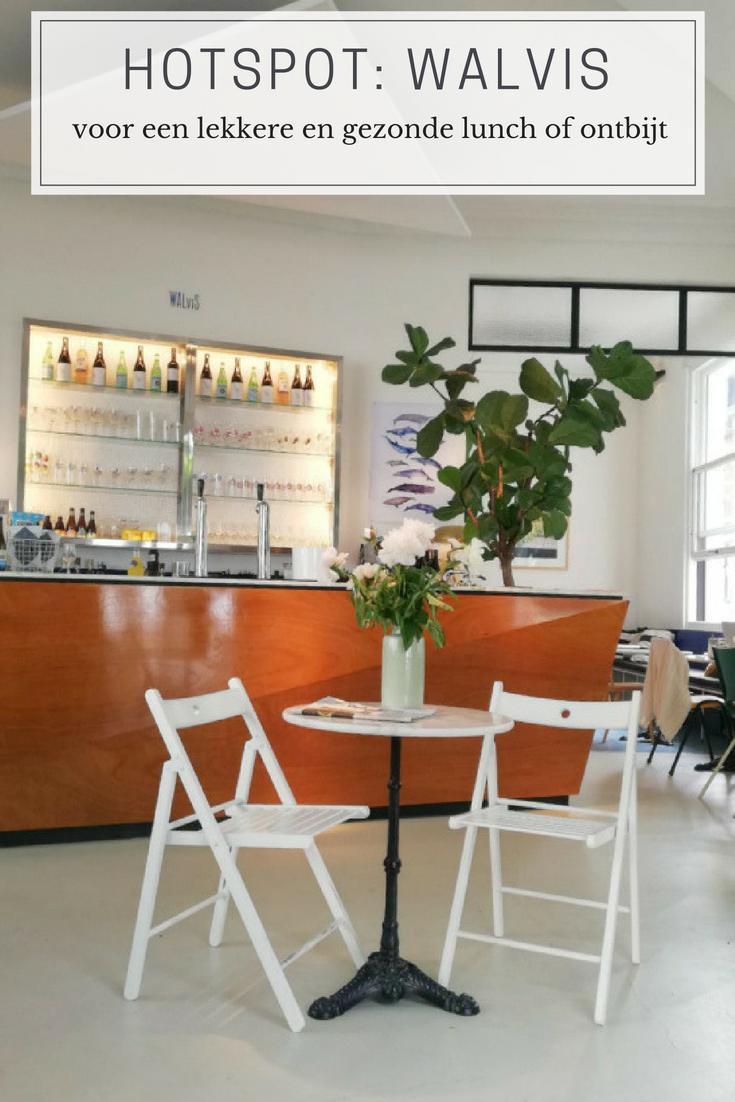 hotspot: walvis (Antwerpen) - als je op zoek bent naar een lekkere en gezonde lunch