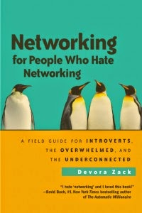 "<a href=""http://www.amazon.com/gp/product/1605095222/ref=as_li_tl?ie=UTF8&camp=1789&creative=9325&creativeASIN=1605095222&linkCode=as2&tag=dzidaconsu-20&linkId=EBC63MZILWN54QXV"">Networking for People Who Hate Networking: A Field Guide for Introverts, the Overwhelmed, and the Underconnected</a><img src=""http://ir-na.amazon-adsystem.com/e/ir?t=dzidaconsu-20&l=as2&o=1&a=1605095222"" width=""1"" height=""1"" border=""0"" alt="""" style=""border:none !important; margin:0px !important;"" />"