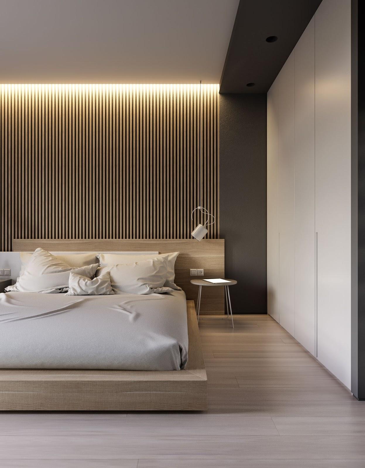 Modern And Minimalist Bedroom Design Ideas