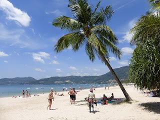 Patong beach, Phuket. Tailandia, La vuelta al mundo de Asun y Ricar