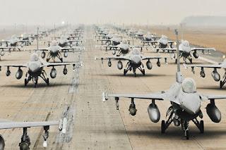 Onderdil Jet Tempur
