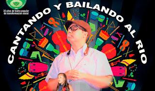 Cantando y Bailando Al Rio