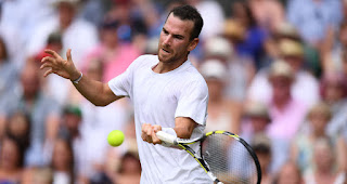 Adrian Mannarino Wimbledon Fourth round press conference
