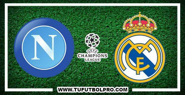 Ver Napoli vs Real Madrid EN VIVO Por Internet Hoy 7 de Marzo 2017